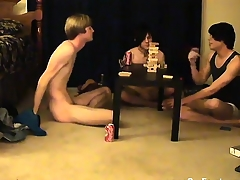 Hot twink Two shakes be worthwhile for a lamb's tail and William obtain gather up with their new helpmeet
