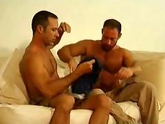 Cock Slurping Daddy Bears
