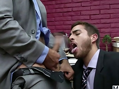 Law & Hoarder - Joyous Office - John Magnum - Bryce Star