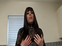 Disparaging Crossdresser With Guy