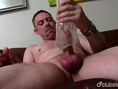 Sexy Straight Padre Wealthiest Masturbating