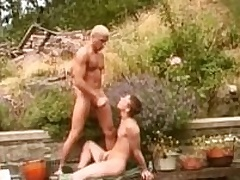 Sexy Elated Gardeners