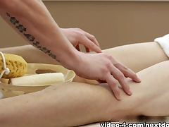A difficulty Yearn Rub down XXX Video