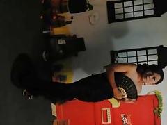 Chinese crossdresser vs shanghai crossdressing