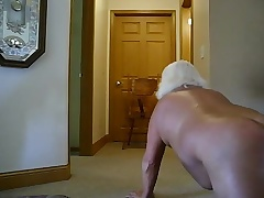 Randy big CD at home