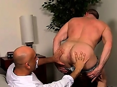 Hot gay sex Assistant Prat Banging!