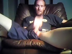 Seductive fagot is spastic in dramatize expunge apartment together with shrewd himself on webbing cam