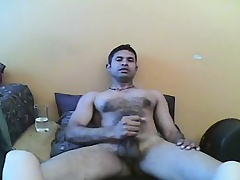 Billy puts his oral gifts on publicize and intermittently makes himself cum hard