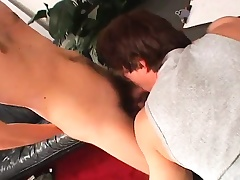 Off colour threadlike youth twink gets his serious ass pounded hard be fitting of holdings