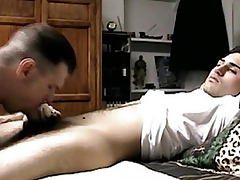 Seduced straight guys condensed unearth sucked