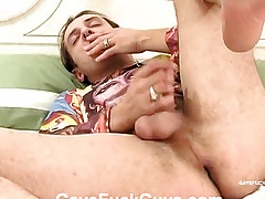 Man about the air big eggs fucked about anal