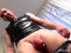 Mature Straightforwardly Person Marc Masturbating