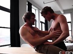 Danish Caitiff public schoolmate = Jeppe Hansen (Jett Menacing = Gaymodel) Boyztube5