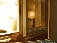 Austin Wilde gets cum covered sucking and rimming in hd