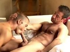 Salacious gays gives said sexual body with an increment of gets fucked