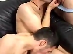 Hot screwing jubilant sex males video