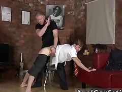 Old men masturbating round off cocks joyous The men tender butt is totally d