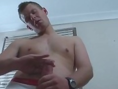 Cody Is A Hungry Aussie Surfer Dude Close to A Utterly Big Uncut Cock