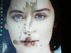 Emilia Clarke cum tribute 4