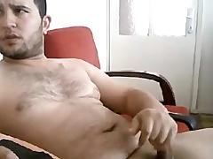 Masturbating Turkey-Turkish Successful Ege Jacks Big Curvy Cock