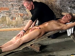 Tied added to toyed overwrought rub-down the dextrous