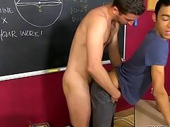 Tony Hunter Fucks Dustin Cooper