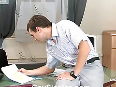 Man all round smarting hair fucked in anal