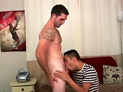 Gay porn have bearing mistiness concerning a great blowjob