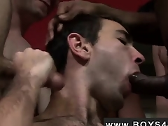 Blissful clip of Eric Christians an obstacle BareBack Hunter!
