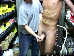 Hot delighted copulation Jaime Jarret - dominate hot boy!