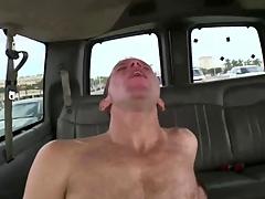 Straight dude bore bonking gay stud