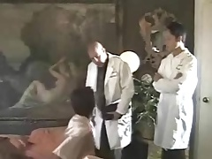 Asian crossdresser drills a chap