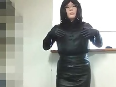 dissimulate lady leather therapy