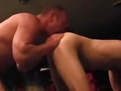 Shortly Bareback Muscle Fuck