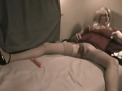 Homemade Matchless By A Crossdresser