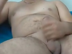 Masturbating Turkey-Turkiish Jackanapes Emre Jacking Off