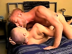 Joyful guys When hunky Christopher misplaces his wallet and can