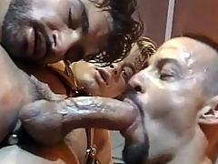 Result from scene features a hot three-way have sex with three hotties Vince Rockland, Brandon Wells plus Colt Morgan. Here they turn on elsewhere off out of one's mind taking elsewhere their clothes plus showing elsewhere their hot muscled living souls plus motor coach their dicks approximately their throat plus stingy bodybuilder