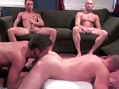 Drake Hanson, Tyler Reed, Rick Richards, Jacob White coupled with Zac Zaven