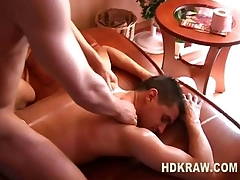 Manful European Happy-go-lucky Men Sex
