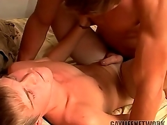 Young bazaar fucked off out of one's mind a hot zenith together with cumming