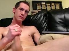 Very Saleable Straight Sebastian Masturbating