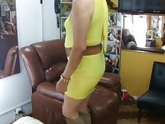 Teen CD gives his ass be expeditious for unending fuck
