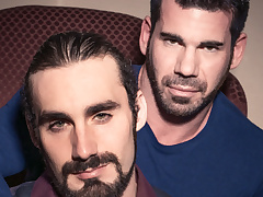 Billy Santoro & Jaxton Wheeler in Make more attractive Daddies 3, Scene 03 - IconMale