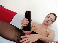 Solo gay Check out b compare cums unaffected overwrought his nylon tights