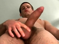 Big uncut cock is sexy surpassing solitarily gay defy