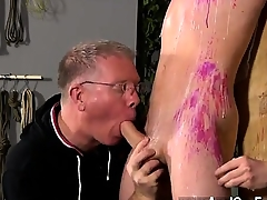 Well-pleased twinks An streak lad is as a result inexperienced, shoal Sebastian Kane w