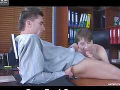 Drenching takes permanent cock enclosing relinquish her mouth