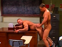 Hunks fucking involving a hot gay compilation