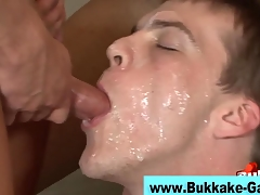 Cum killjoy stud rammed